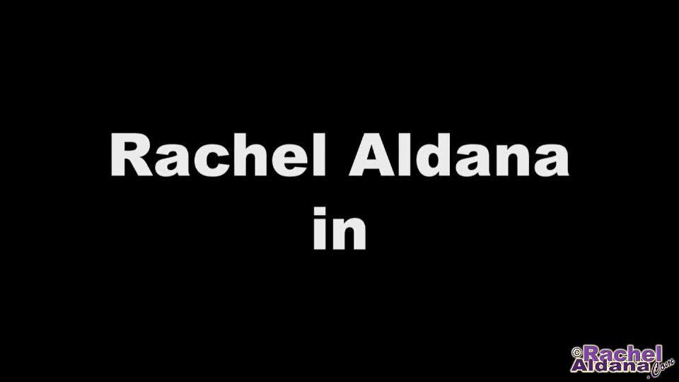 Rachel aldana  black bra buttondown  hd video  part 2