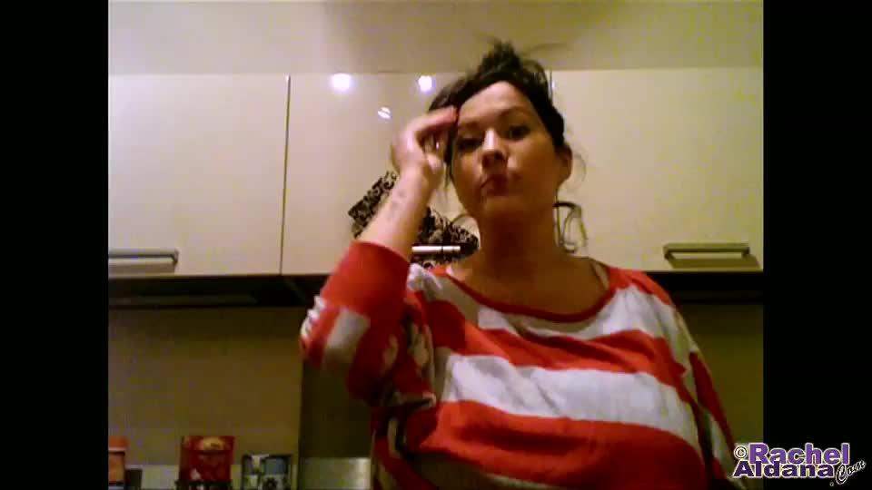 Webcam 52  30sec hiya everyone i m back once again for Hiya everyone! I'm back once again for another WebCam Wednesday!. Rachel Aldana.
