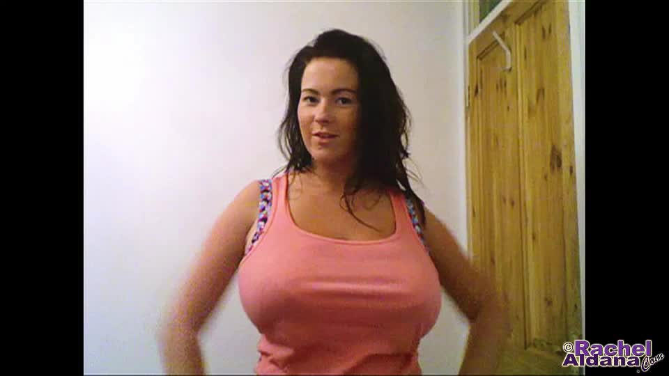 Rachel aldana  webcam 97  better late than never for a big boob