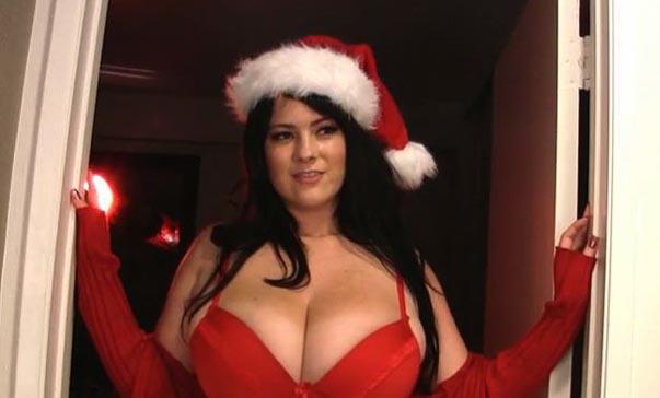 Rachel santasbustyhelper01 videos  rachel aldana gets in the mood for christmas. Rachel Aldana gets in the mood for Christmas